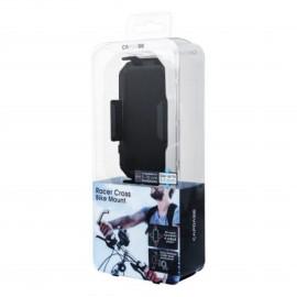 Capdase Bike Mount Racer Cross - Clip for Bikes (Black)