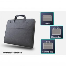 Capdase ProKeeper CV Carria for 12 Laptop and Macbook 12 (Grey)