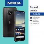 Nokia 7.2 6GB RAM + 128GB ROM
