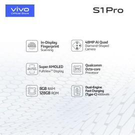 Vivo S1Pro 8GB+128GB