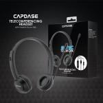 Capdase Headphones SONIC TELEWORK Teleconferencing Headset